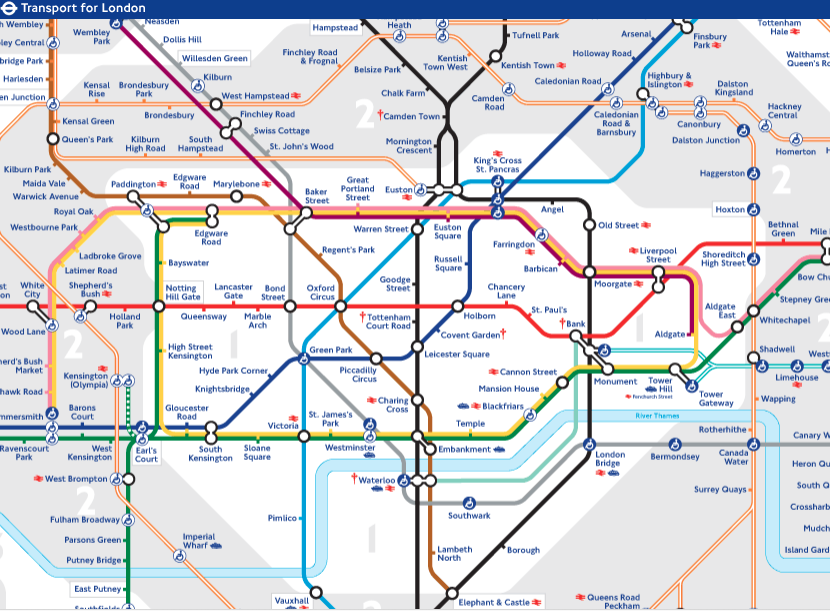 Map 2015 Related Keywords & Suggestions - London Underground Map 2015 ...